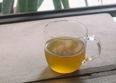 Tasses et mugs - Tasse en verre résistant à la chaleur 350ml/470ml - TG