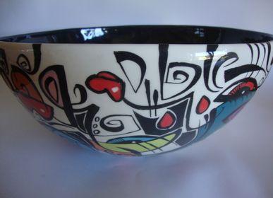 Céramique - ENIGMA fruit bowl/INDIFINITE - ENIGMA