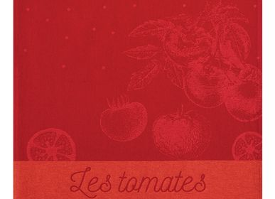 Tea towel - Tomates du Potager / Tea towel - COUCKE