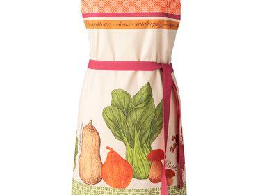 Kitchen linens - Légumes d'Hiver / Apron - COUCKE