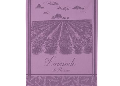 Dish towels - Champs de Lavande / Tea towel - COUCKE
