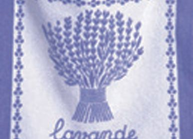 Linge d'office - Lavande Lavande / Carré éponge - COUCKE