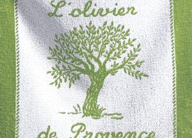 Linge d'office - Olivier Amande / Carré éponge - COUCKE