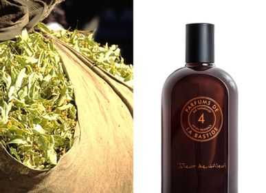 Home fragrances - Fleur de tilleul [ Lindentree flower ] Room spray - PARFUMS DE LA BASTIDE