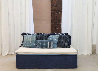 Small sofas - Bench Nomad - SCÈNES DE LIN