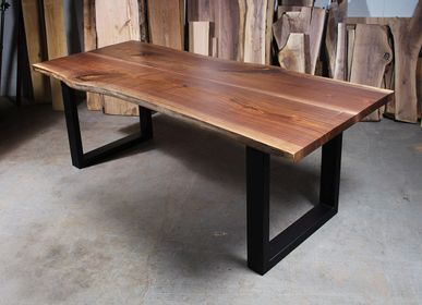 Kitchen taps - Table walnut (customized option) - LIVING MEDITERANEO