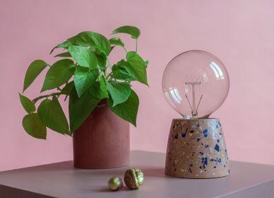 Decorative objects - Half Cone Lamp - LES PIEDS DE BICHE