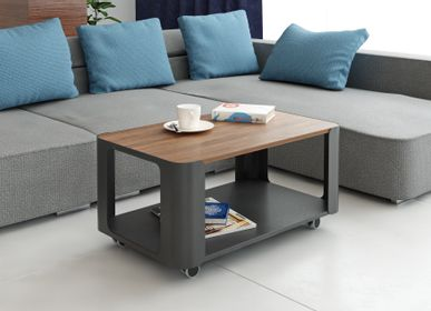 Coffee tables - Bend M115B coffee table on wheels - MY MODERN HOME