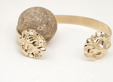 Jewelry - WILD Double Bangle - LES FEMMES À BARBES