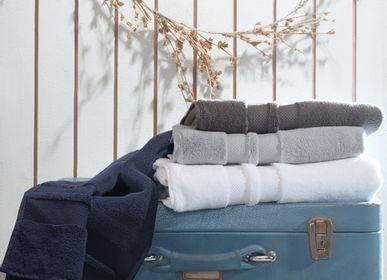 Bath linens - Dramont Towel - AZUR
