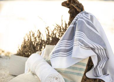 Bath linens - Ville Towel - AZUR