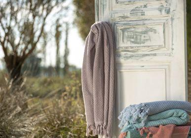 Bath linens - Riz Towel - AZUR