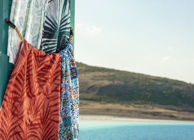 Bath towel - Linen Riviera - AZUR