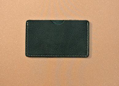 Leather goods - Simple card case - LA CARTABLIÈRE