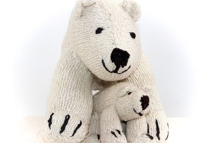 Soft toy - Bundu bears - KENANA KNITTERS