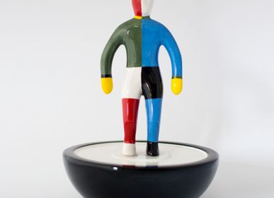 Ceramic - Malevich Sportsmen Ceramic 1 - BEAMALEVICH