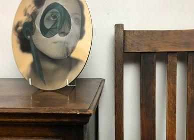 Objets design - Maurizio Anzeri Set de table et dessous de verre en eucalyptus - ZOOH