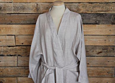 Homewear - VENERE - Kimono pur lin - BUSATTI  1842