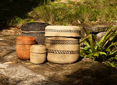 Storage boxes - Iringa Basket - AS'ART A SENSE OF CRAFTS