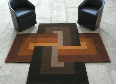 Rugs - Tufted Handmade Conversation Rug - JORY PRADELLE
