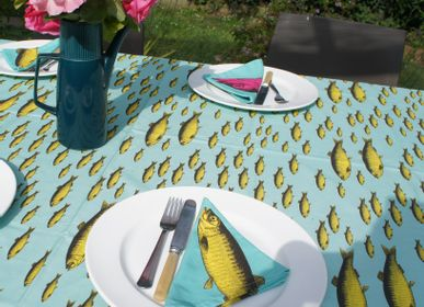 Table cloths - Pescao Tablecloths  - ZOOH