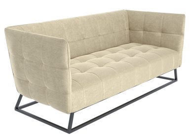 Office seating - CRUZ Sofa - ALGA BY PAULO ANTUNES