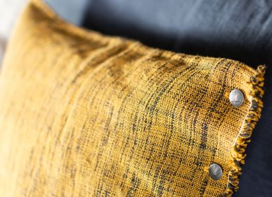 "Fabric cushions - ""Couture"" cushions - LISSOY"