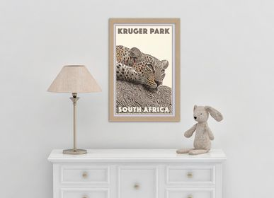 Decorative items - Kids Room Art Prints - Posters for kids - MY RETRO POSTER