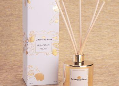 Diffuseurs de parfums - Diffuseur Pétales d'églantine - LA SAVONNERIE ROYALE