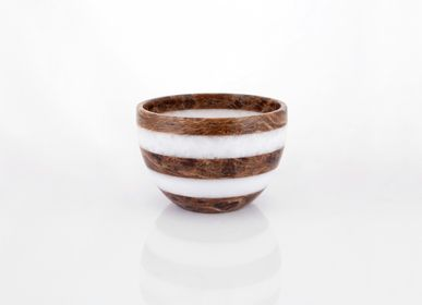 Decorative objects - ZEBRA Bowl - ACCRACT
