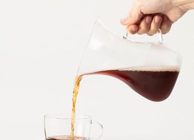 Carafes - Percolateur pour café résistant à la chaleur 340ml/680ml - TG