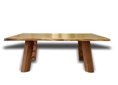 Kitchen Furniture - Oak Wood Table - JUNIKOR