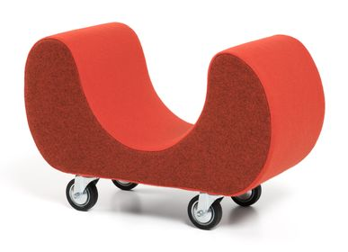 Toys - Upholstered ride on toy Bi Biip - KAUCH