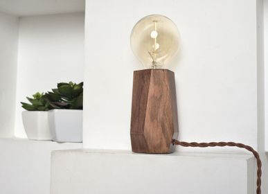 Design objects - Table lamp «Wood Job» - VERY MARQUE