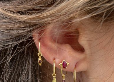 Jewelry - Earring Ruby Earcandy - MUJA JUMA