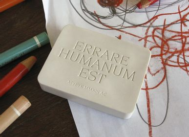 Stationery / Card shop / Writing - ERRARE HUMANUM EST - ATYPYK