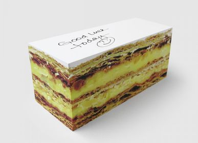 Stationery / Card shop / Writing - MILLE FEUILLES - ATYPYK