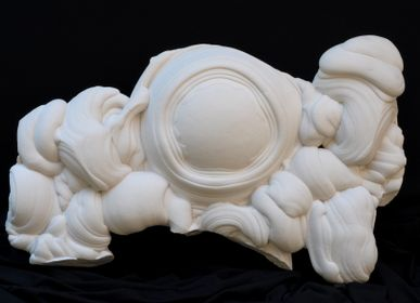 Decorative objects - natural sandstone concretion - COMPTOIR DES CRISTAUX