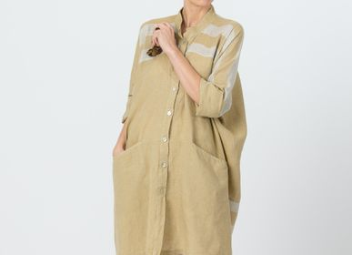Ready-to-wear - Linen Shirt AGNE - JURATE