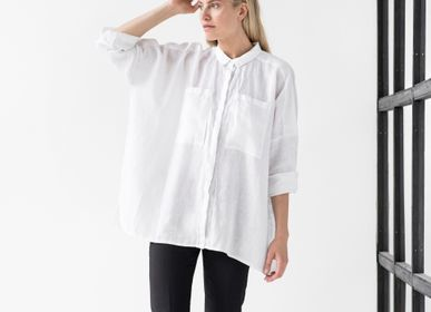 Ready-to-wear - Linen Shirt VANDA - JURATE