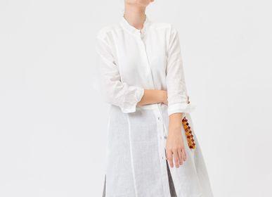 Ready-to-wear - Linen Shirt AIDA - JURATE