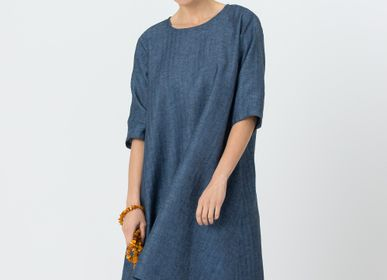 Unique pieces - Linen Dress DALIA - JURATE
