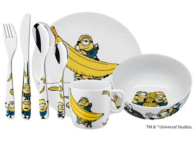 Silverware - MINIONS Set 6 pcs children - WMF