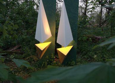 Table lamps - Scalene - L'ATELIER DES CREATEURS