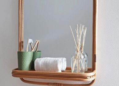 Homewear -  Miroir Rotan - CAPVENTURE BV