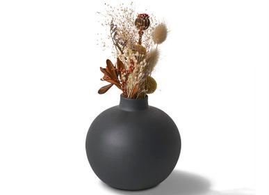 Vases - Ball Vase - ESMA DEREBOY HANDMADE PORCELAIN
