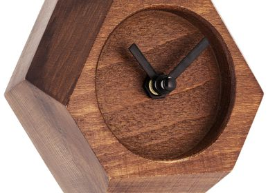 "Horloges - Horloge de table ""Wood Job"" - VERY MARQUE"