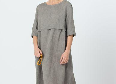 Prêt-à-porter - Robe en lin MONIKA - JURATE