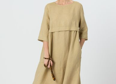 Ready-to-wear - Linen Dress MONIKA - JURATE