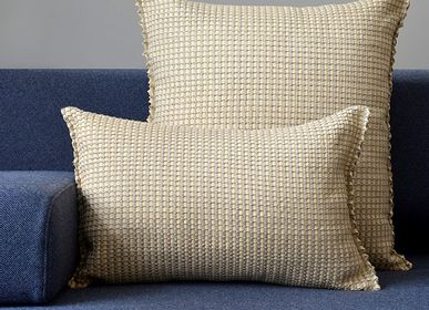Decorative objects - Handwoven Cushion Cover AUSTE - JURATE